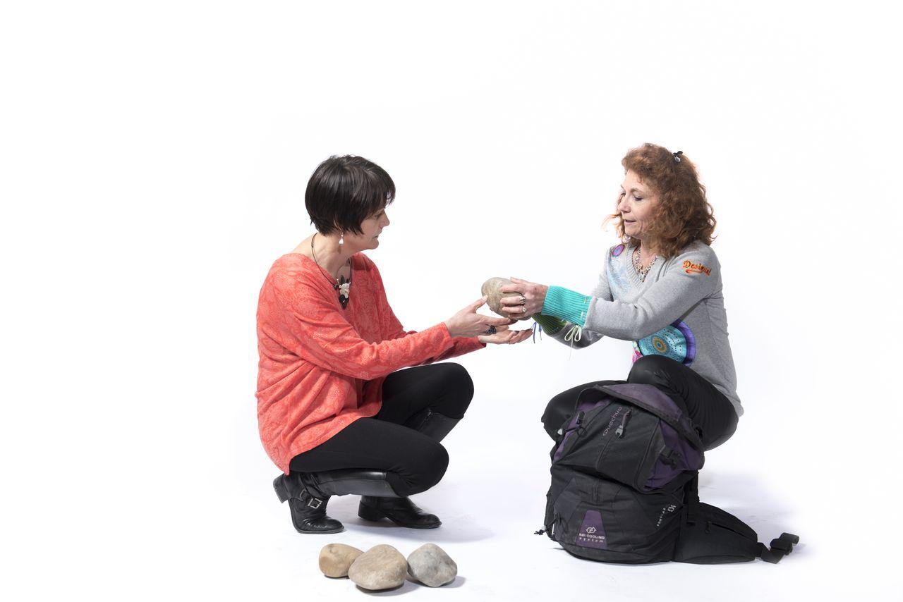 De Coeur à Corps Lyon Rendez-vous individuels : vider son sac à dos des émotions et expériences négatives accumulées